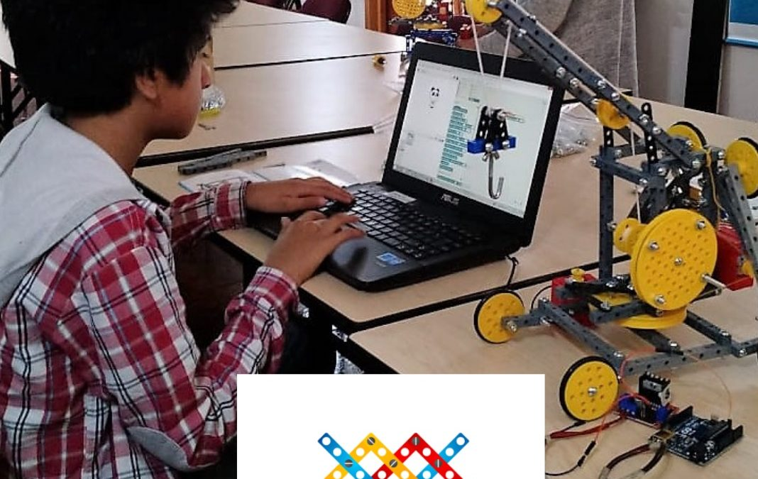 Sustentación proyectos club de robótica explorando ata EPE y Arduino